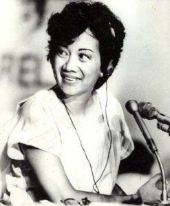 "Corazon ""Cory"" Aquino, 1933 - 2009"