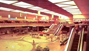harrison plaza during the '70s