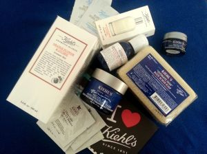 my bunch of kiehl's