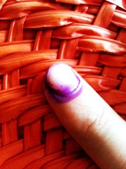 done voting. used my power today.