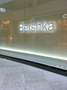 bershka in glorietta