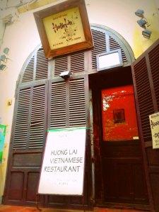 huong lai facade
