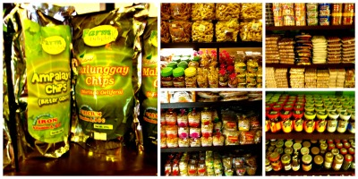 pasalubong overload!!! inside rowena's store...