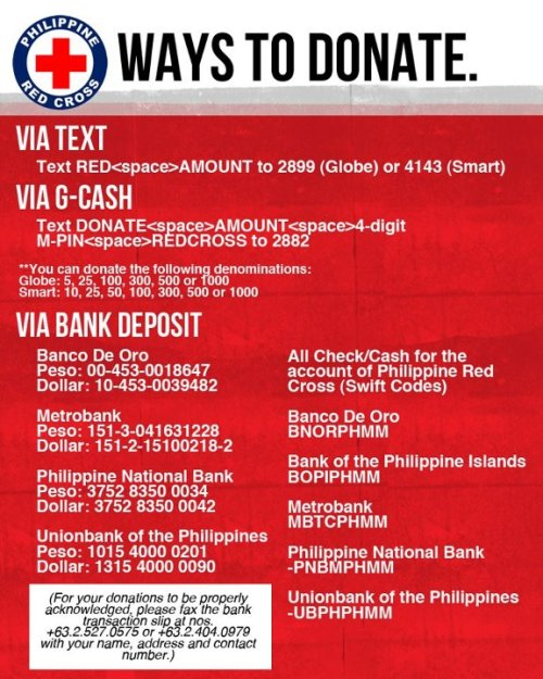 red cross ways to donate