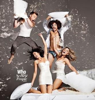 ronan, danii, redfoo and nathalie (photo taken from au.lifestyle.yahoo.com)