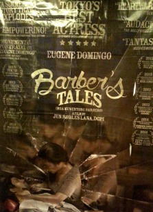 barber's tales movie poster