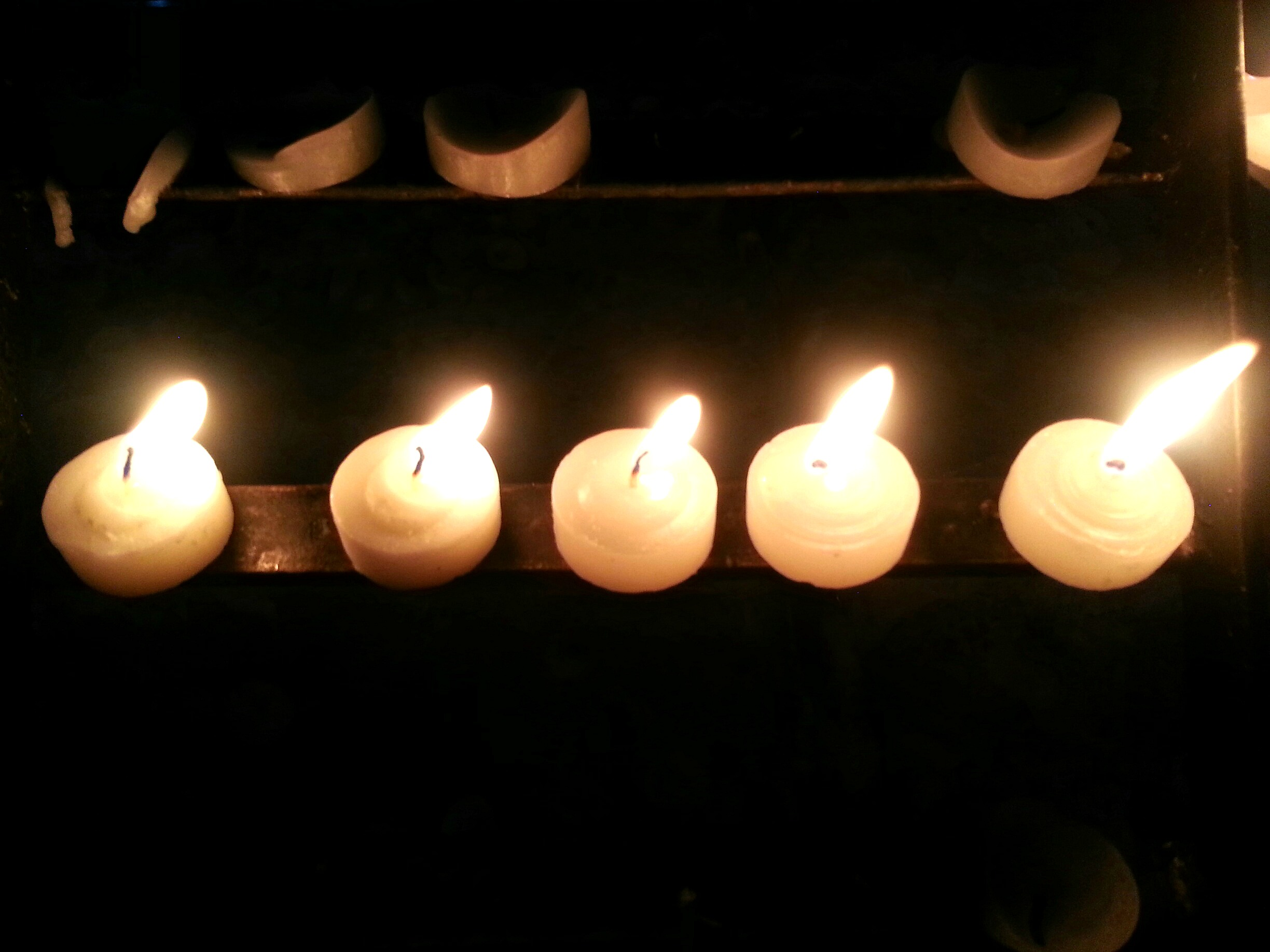 candles i lit in baclaran church in the middle of the night & Lighting Candles u2013 Nengkoy