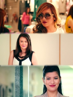 stars of beauty in a bottle: angeline, angelica and assunta (photo grabbed from starcinema.abs-cbn.com website)