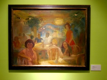 cafe scene: my fave eac painting