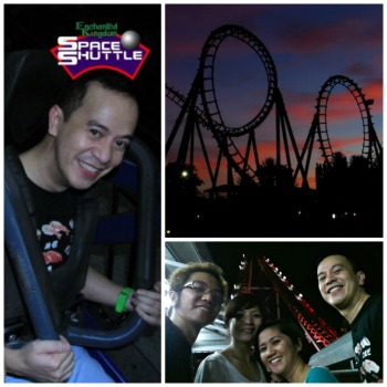 adrenaline rush infested ride!