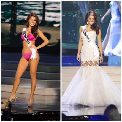 WOW! (photos taken from mj lastimosa fb page)
