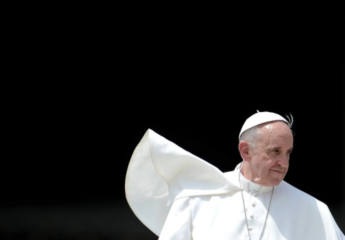 one cool pope...