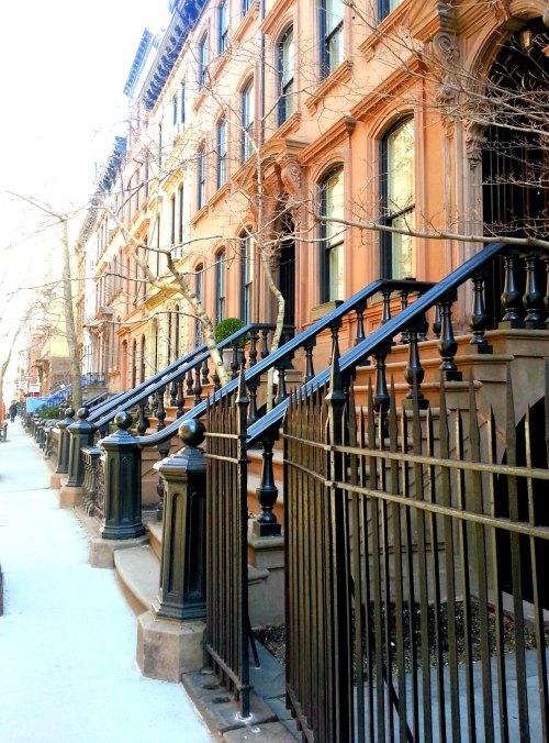 the perry street neighborhood...