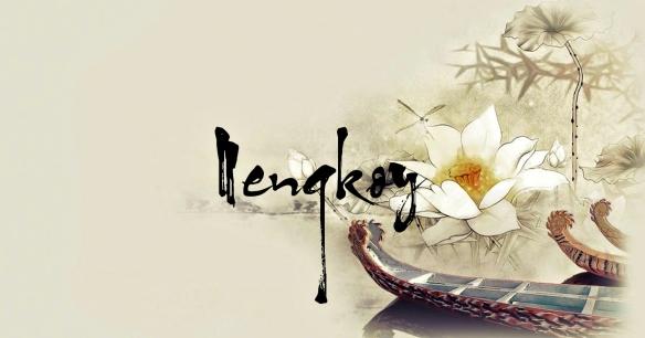 nengkoy calligraphy