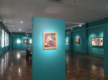 EAC Gallery (Abe Wing) photo grabbed from National Museum FB page