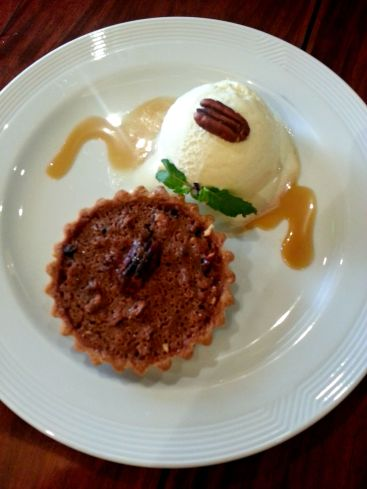 blissful with this Pecan Pie