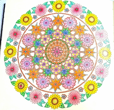 my first mandala