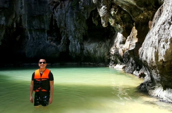 """inside the """"secret lagoon"""""""