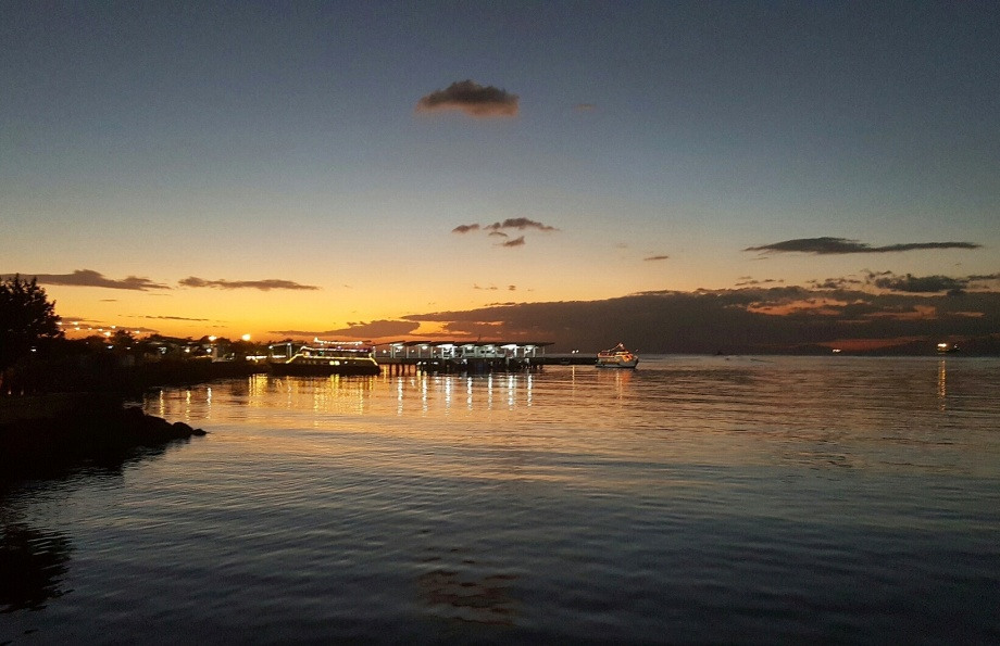 Capticating Manila Bay Sunset!