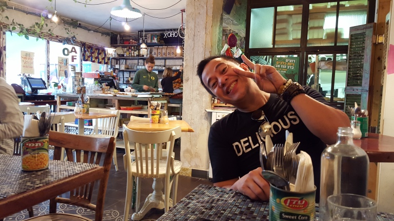 xoho cafe experience!