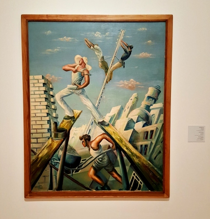 "my personal favorite entitled: ""construction workers"" by moshe matosovsky"