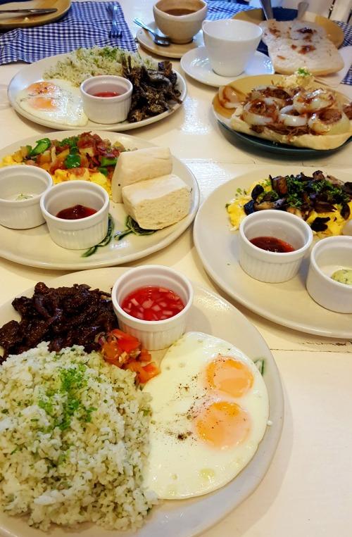 hearty filipino breakfast dishes