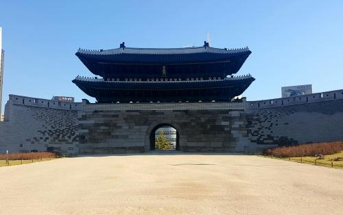 gate of exalted ceremonies