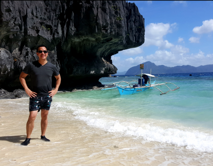 photo from my most recent trip in el nido, palawan