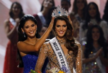miss universe (from france)