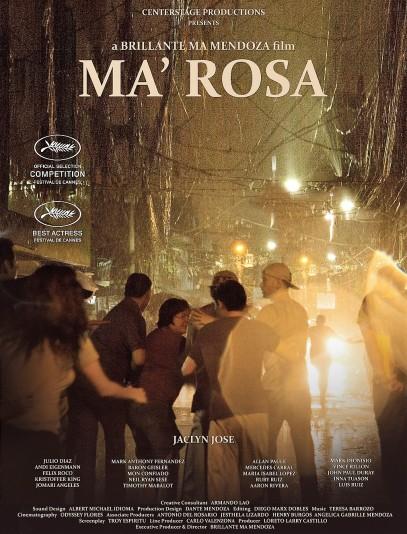 MAROSA poster