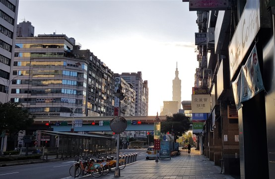 taipei morning